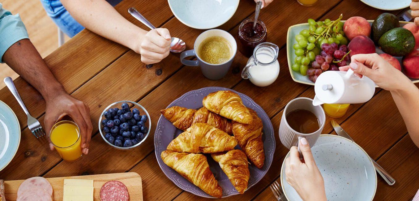 Het online alternatief voor het lunchtafel gesprek